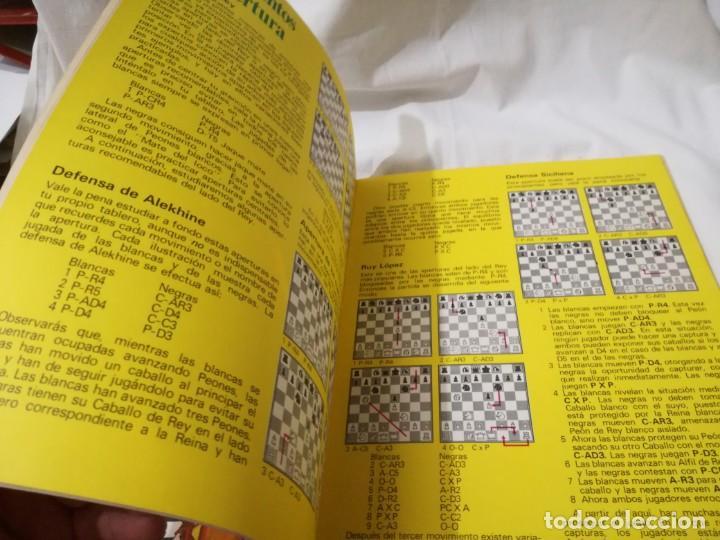 Coleccionismo deportivo: quiero aprender ajedrez-editorial molino-1975gu5deporte - Foto 16 - 131058740