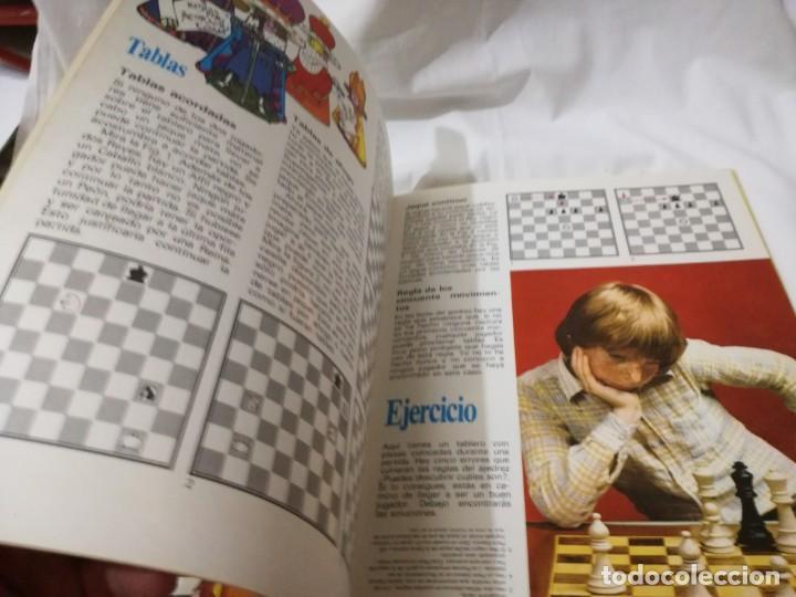 Coleccionismo deportivo: quiero aprender ajedrez-editorial molino-1975gu5deporte - Foto 17 - 131058740