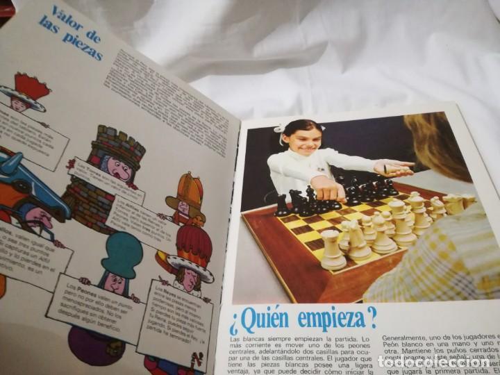 Coleccionismo deportivo: quiero aprender ajedrez-editorial molino-1975gu5deporte - Foto 19 - 131058740