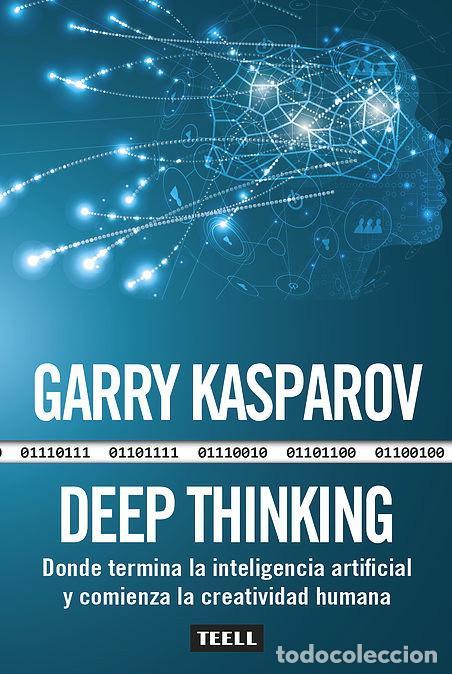 AJEDREZ. CHESS. DEEP THINKING - GARRY KASPAROV (Coleccionismo Deportivo - Libros de Ajedrez)