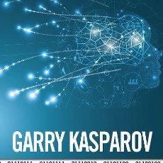 Coleccionismo deportivo: AJEDREZ. CHESS. DEEP THINKING - GARRY KASPAROV. Lote 132649350
