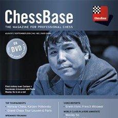 Coleccionismo deportivo: AJEDREZ. CHESS. CHESSBASE MAGAZINE 185 - THE CHESSBASE TEAM DVD. Lote 132694762