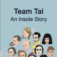 Coleccionismo deportivo: AJEDREZ. CHESS. TEAM TAL. AN INSIDE STORY - VALENTIN KIRILLOV. Lote 133797727