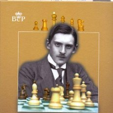 Coleccionismo deportivo: AJEDREZ. CHESS. COMPLETE GAMES COLLECTION WITH HIS OWN ANNOTATIONS VOLUME 1 1905 - 1920 - ALEKHINE. Lote 132834710