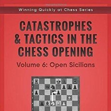 Coleccionismo deportivo: AJEDREZ. CATASTROPHES & TACTICS IN THE CHESS OPENINGS. VOLUME 6. OPEN SICILIANS - CARSTEN HANSEN. Lote 133859310