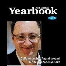 Coleccionismo deportivo: AJEDREZ. CHESS. YEARBOOK 104 - THE NIC EDITORIAL TEAM (CARTONÉ). Lote 134039642