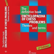 Coleccionismo deportivo: AJEDREZ. ENCYCLOPEDIA OF CHESS PROBLEMS. 3RD EDITION:.THE DEFINITIVE BOOK.THEMES AND TERMS (CARTONÉ). Lote 134076078