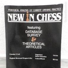 Coleccionismo deportivo: NEW IN CHESS - ARTÍCULOS TEÓRICOS NÚM 36 - AÑO 1995. Lote 136185086