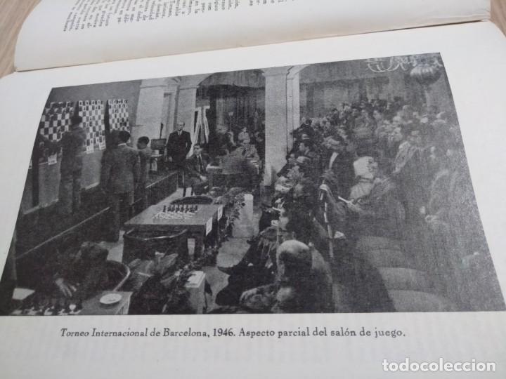 Coleccionismo deportivo: TORNEO INTERNACIONAL DE AJEDREZ DE BARCELONA 1946 RAFAEL LLORENS - Foto 8 - 138617358