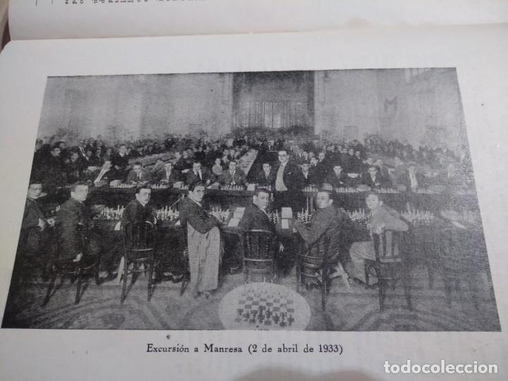 Coleccionismo deportivo: TORNEO INTERNACIONAL DE AJEDREZ DE BARCELONA 1946 RAFAEL LLORENS - Foto 9 - 138617358