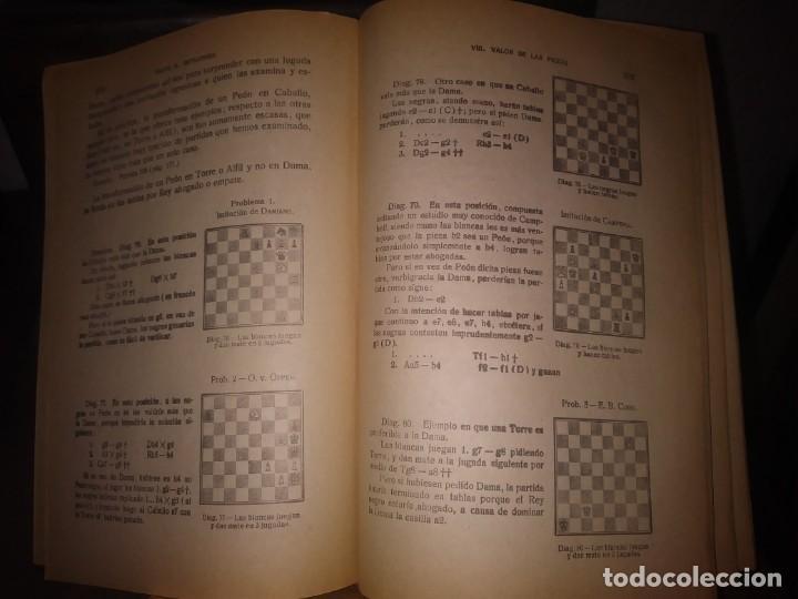 Coleccionismo deportivo: Manual de ajedrez. José Paluzie y Lucena. Parte segunda. Estrategia. - Foto 3 - 138911290
