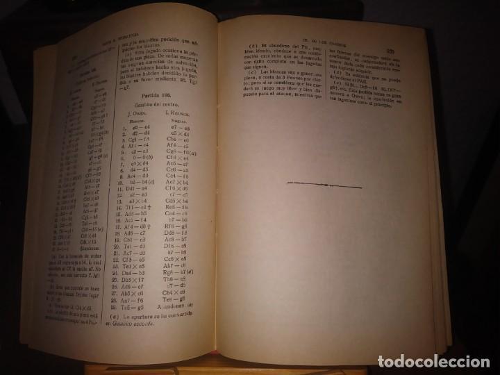 Coleccionismo deportivo: Manual de ajedrez. José Paluzie y Lucena. Parte segunda. Estrategia. - Foto 4 - 138911290