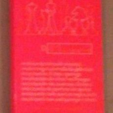 Coleccionismo deportivo: AJEDREZ ENCICLOPEDIA DE APERTURAS D (GAMBITO DE DAMA Y GRUNFELD). Lote 139178546