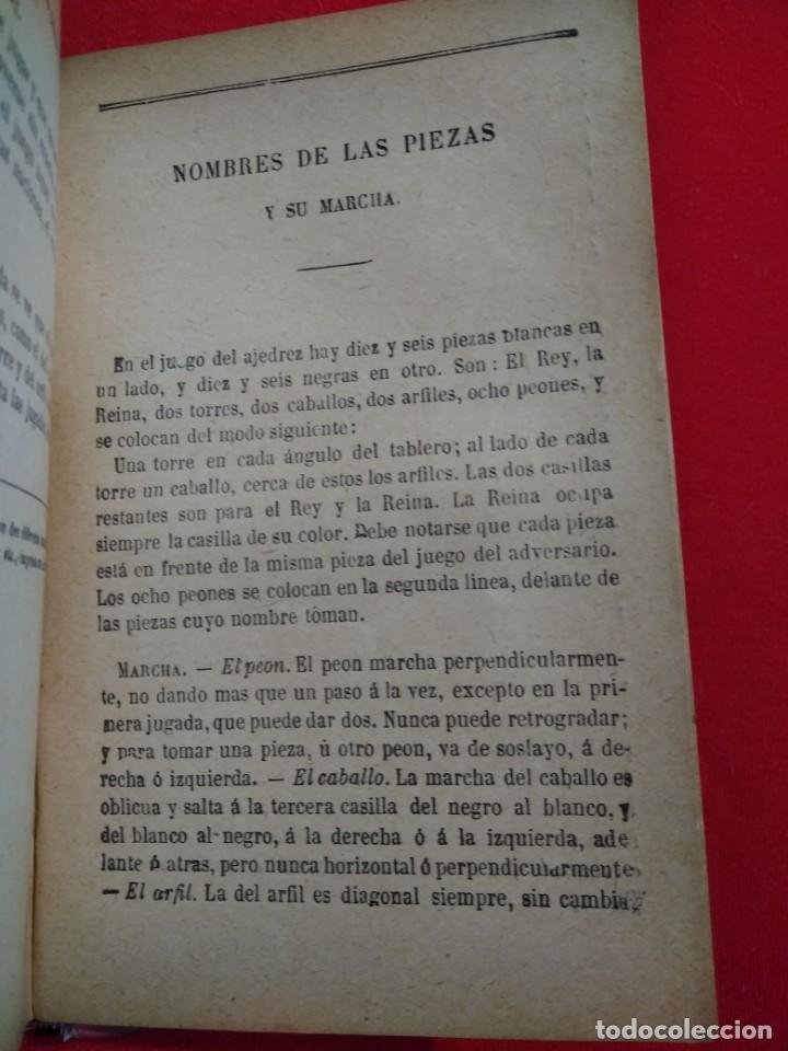 Coleccionismo deportivo: ANALISIS DEL JUEGO DE AJEDREZ ANDRE DANICAN FILIDOR 1926 - Foto 5 - 141222326