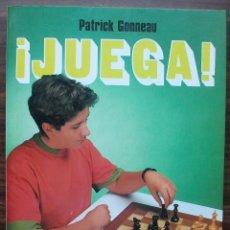 Coleccionismo deportivo: ¡JUEGA! PATRICK GONNEAU / NOVAG AQUAMARINE PREMIER - INSTRUCCIONES.. Lote 141237130