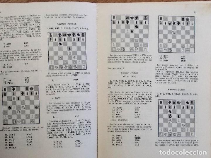 Coleccionismo deportivo: NUEVAS IDEAS EN LAS APERTURAS - A.P. SOKOLSKY - TRES TOMOS (COLECCIÓN COMPLETA) - AÑO 1967 - Foto 4 - 142900982