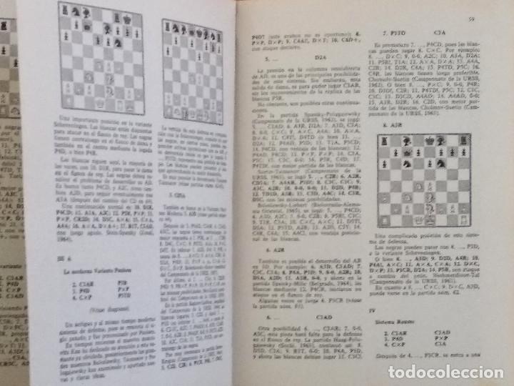 Coleccionismo deportivo: NUEVAS IDEAS EN LAS APERTURAS - A.P. SOKOLSKY - TRES TOMOS (COLECCIÓN COMPLETA) - AÑO 1967 - Foto 6 - 142900982