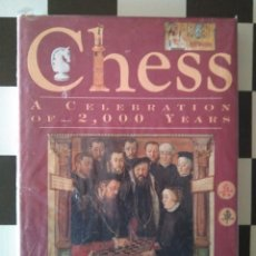 Coleccionismo deportivo: AJEDREZ FINKENZELLER CHESS. A CELEBRATION OF 2000 YEARS.. Lote 145097118