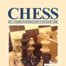 Coleccionismo deportivo: AJEDREZ. CHESS. ONE. A COMPLETE INTRODUCTION TO THE ROYAL GAME - VASSILIS ARISTOTELOUS. Lote 145288110