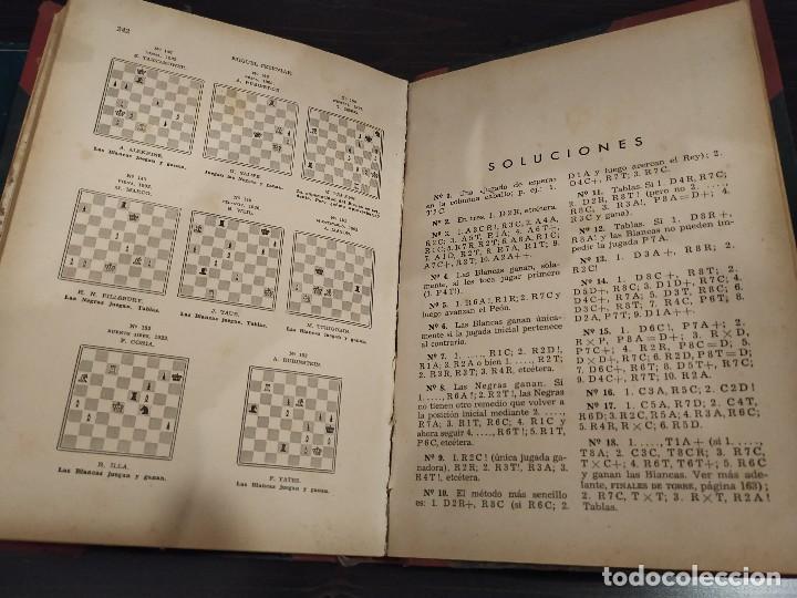 Coleccionismo deportivo: EL FINAL -ESTUDIO COMPLETO DE TODA PARTIDA DE AJEDREZ. MIGUEL CZERNIAK. BUENOS AIRES 1941,1ªEDICIÓN. - Foto 8 - 146887078