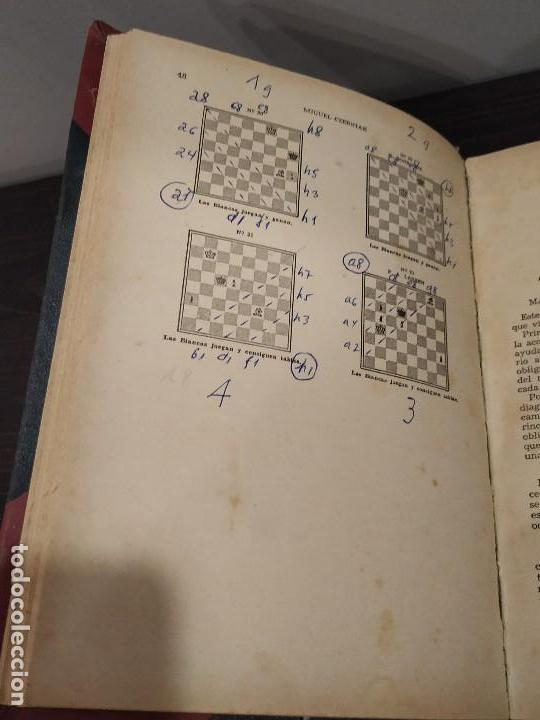 Coleccionismo deportivo: EL FINAL -ESTUDIO COMPLETO DE TODA PARTIDA DE AJEDREZ. MIGUEL CZERNIAK. BUENOS AIRES 1941,1ªEDICIÓN. - Foto 10 - 146887078