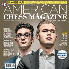 Coleccionismo deportivo: AJEDREZ. AMERICAN CHESS MAGAZINE NO. 9. BROTHERS IN ARMS - ACM. Lote 147106718
