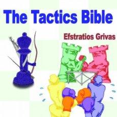 Coleccionismo deportivo: AJEDREZ. CHESS. THE TACTICS BIBLE - EFSTRATIOS GRIVAS. Lote 147106934