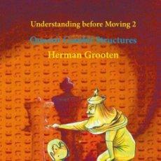 Coleccionismo deportivo: AJEDREZ. CHESS. UNDERSTANDING BEFORE MOVING. PART 2. QUEEN'S GAMBIT STRUCTURES - HERMAN GROOTEN. Lote 147107114