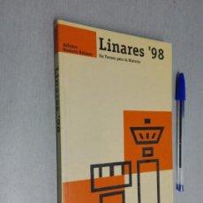 Coleccionismo deportivo: LINARES '98 UN TORNEO PARA LA HISTORIA / ALFONSO ROMERO HOLMES / LA CASA DEL AJEDREZ 1ª EDICIÓN 1998. Lote 147310910