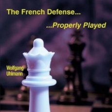 Coleccionismo deportivo: AJEDREZ. CHESS. THE FRENCH DEFENSE...PROPERLY PLAYED - WOLFGANG UHLMANN. Lote 148500174
