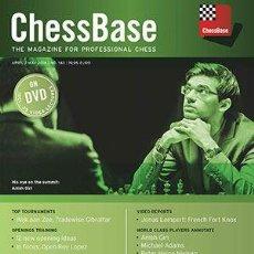 Coleccionismo deportivo: AJEDREZ. CHESS. CHESSBASE MAGAZINE 183 - THE CHESSBASE TEAM DVD. Lote 148734170