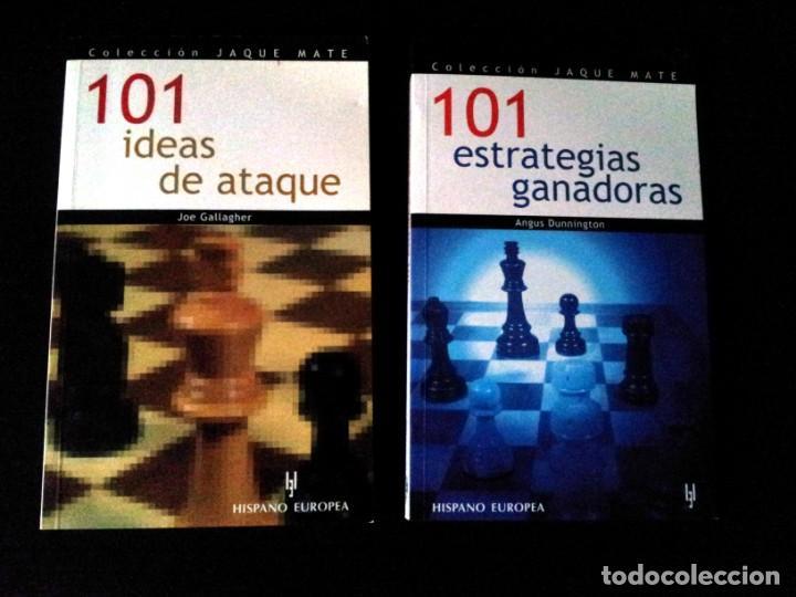 Coleccionismo deportivo: LOTE DE 22 LIBROS DE AJEDREZ - VARIOS AUTORES - NO SE VENDEN POR SEPARADO - Foto 4 - 149632298