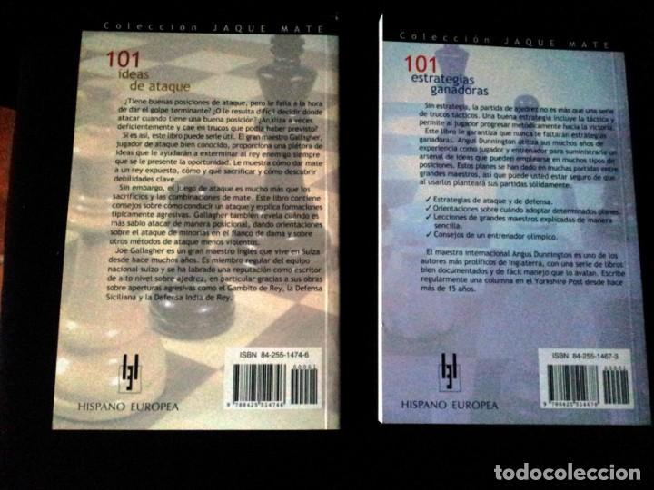 Coleccionismo deportivo: LOTE DE 22 LIBROS DE AJEDREZ - VARIOS AUTORES - NO SE VENDEN POR SEPARADO - Foto 5 - 149632298