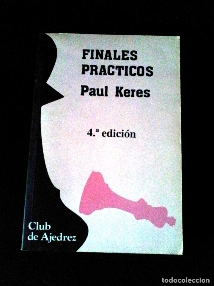 Coleccionismo deportivo: LOTE DE 22 LIBROS DE AJEDREZ - VARIOS AUTORES - NO SE VENDEN POR SEPARADO - Foto 10 - 149632298
