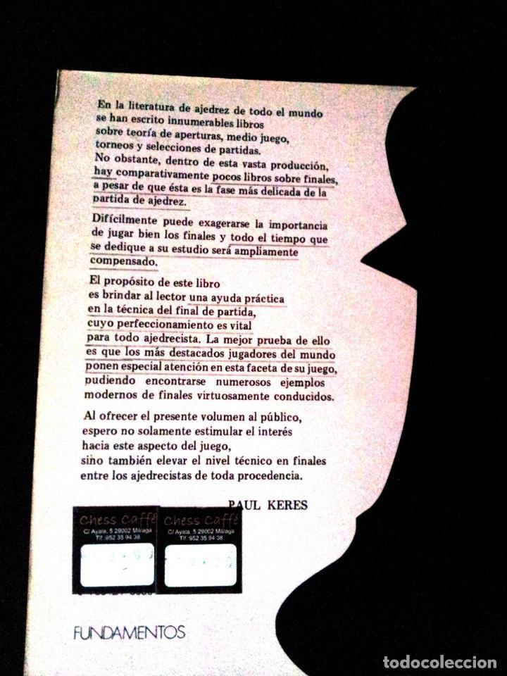 Coleccionismo deportivo: LOTE DE 22 LIBROS DE AJEDREZ - VARIOS AUTORES - NO SE VENDEN POR SEPARADO - Foto 11 - 149632298