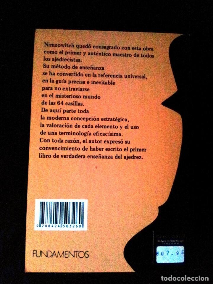 Coleccionismo deportivo: LOTE DE 22 LIBROS DE AJEDREZ - VARIOS AUTORES - NO SE VENDEN POR SEPARADO - Foto 12 - 149632298