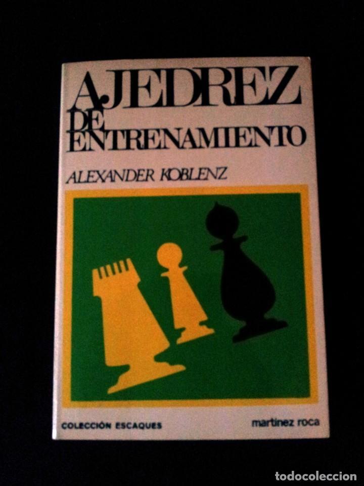 Coleccionismo deportivo: LOTE DE 22 LIBROS DE AJEDREZ - VARIOS AUTORES - NO SE VENDEN POR SEPARADO - Foto 14 - 149632298