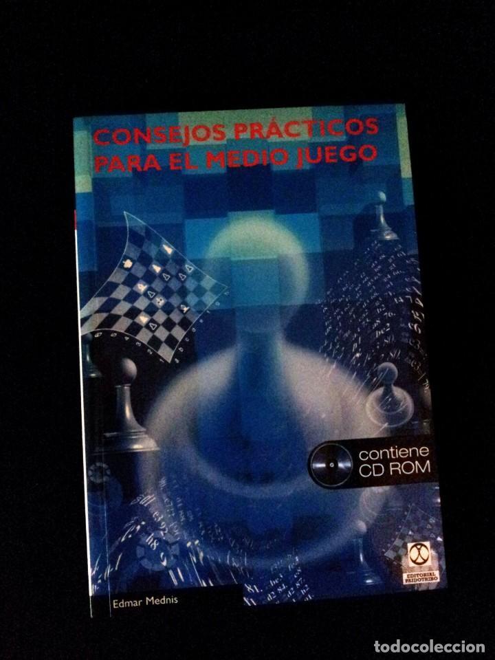 Coleccionismo deportivo: LOTE DE 22 LIBROS DE AJEDREZ - VARIOS AUTORES - NO SE VENDEN POR SEPARADO - Foto 15 - 149632298