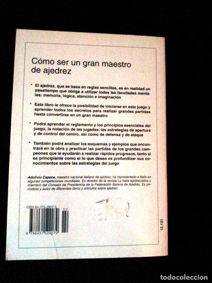 Coleccionismo deportivo: LOTE DE 22 LIBROS DE AJEDREZ - VARIOS AUTORES - NO SE VENDEN POR SEPARADO - Foto 20 - 149632298
