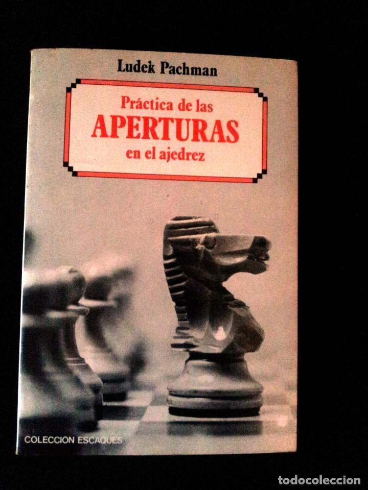 Coleccionismo deportivo: LOTE DE 22 LIBROS DE AJEDREZ - VARIOS AUTORES - NO SE VENDEN POR SEPARADO - Foto 21 - 149632298