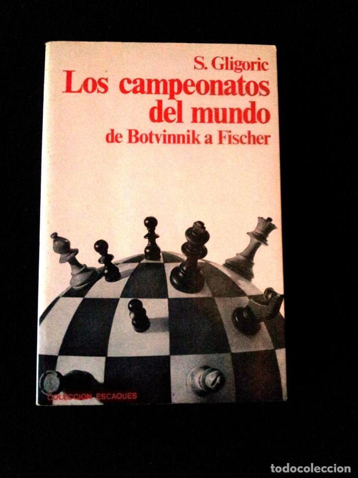 Coleccionismo deportivo: LOTE DE 22 LIBROS DE AJEDREZ - VARIOS AUTORES - NO SE VENDEN POR SEPARADO - Foto 23 - 149632298