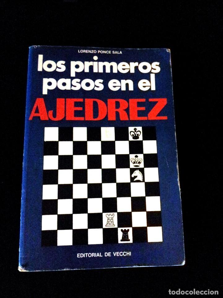 Coleccionismo deportivo: LOTE DE 22 LIBROS DE AJEDREZ - VARIOS AUTORES - NO SE VENDEN POR SEPARADO - Foto 25 - 149632298