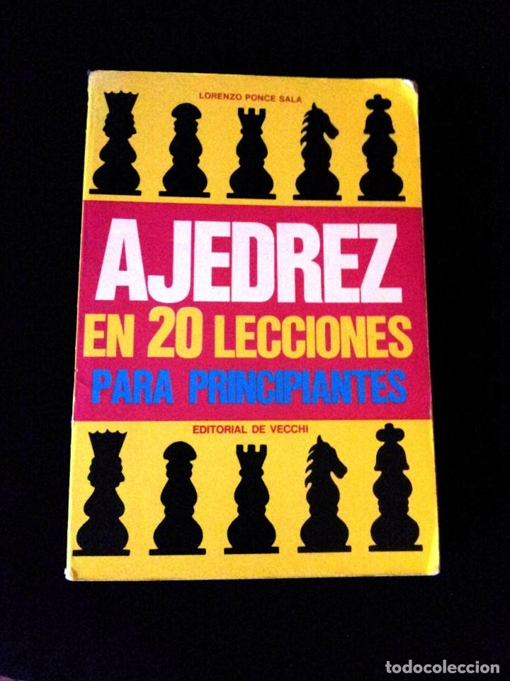 Coleccionismo deportivo: LOTE DE 22 LIBROS DE AJEDREZ - VARIOS AUTORES - NO SE VENDEN POR SEPARADO - Foto 27 - 149632298