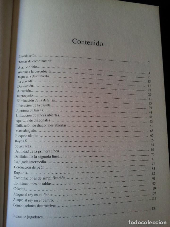 Coleccionismo deportivo: AUGUST LIVSHITZ - MIDA SU FUERZA AJEDRECISTA, 3 LIBROS - 2002 - Foto 6 - 150622126