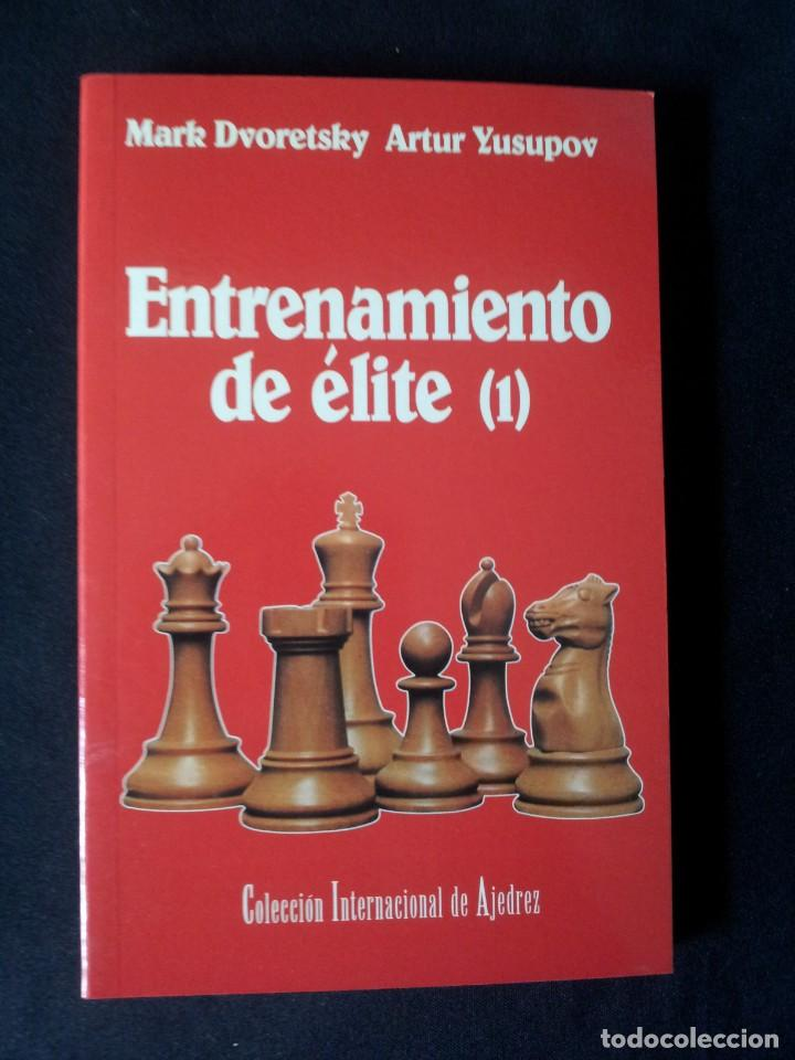 Coleccionismo deportivo: MARK DVORETSKY Y ARTUR YUSUPOV - ENTRENAMIENTO DE ELITE 1 - 1992 - Foto 2 - 150646142