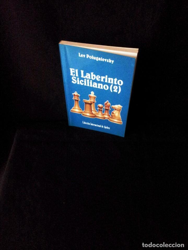 LEV POLUGAIEVSKY - EL LABERINTO SICILIANO 2 - 1993 (Coleccionismo Deportivo - Libros de Ajedrez)