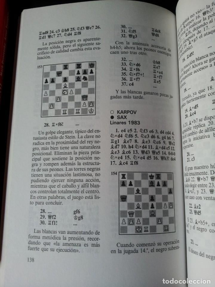 Coleccionismo deportivo: LEV POLUGAIEVSKY - EL LABERINTO SICILIANO 2 - 1993 - Foto 5 - 150647394