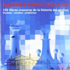 Coleccionismo deportivo: AJEDREZ ESPECTACULAR - ALDO HAIK/CARLOS FORNASARI + CD DESCATALOGADO!!!. Lote 155531650