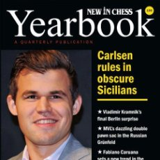 Coleccionismo deportivo: AJEDREZ. NEW IN CHESS YEARBOOK 130 - THE NIC EDITORIAL TEAM. Lote 157458022