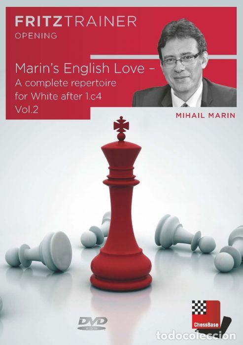 AJEDREZ. CHESS. MARIN'S ENGLISH LOVE VOL. 2 - MIHAIL MARIN DVD (Coleccionismo Deportivo - Libros de Ajedrez)